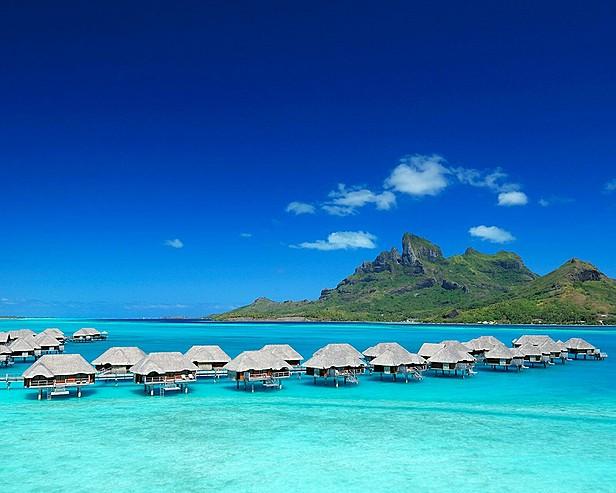 Wczasy i wycieczka na Bora Bora