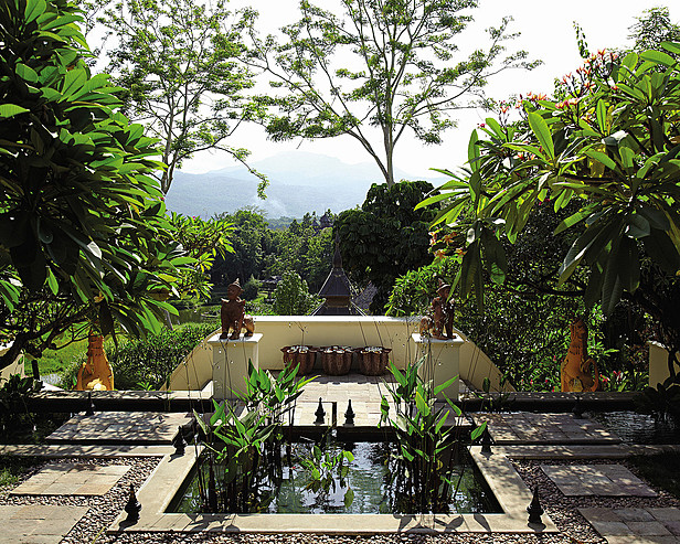 Four Seasons Resort Chiang Mai > Gardens/landscaping