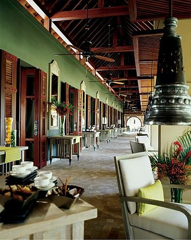 Four Seasons Resort Langkawi, Malaysia > Veranda