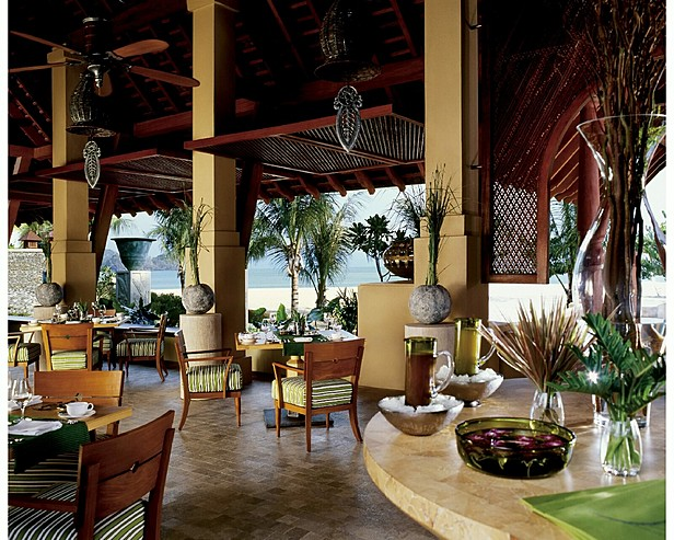 Four Seasons Resort Langkawi, Malaysia > Serai Restaurant