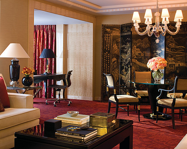 Four Seasons Hotel London at Park Lane > Park Suite
