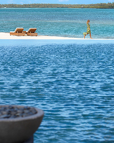 Resort Four Seasons Mauritius at Anahita > Beach