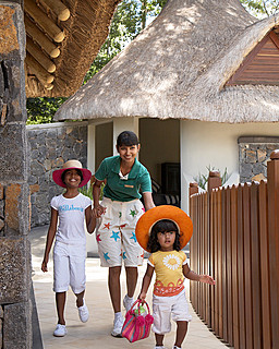 Resort Four Seasons Mauritius at Anahita > Beach games > Quel que soit l&#39
