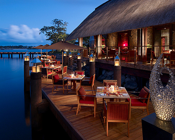 Resort Four Seasons Mauritius at Anahita > Acquapazza