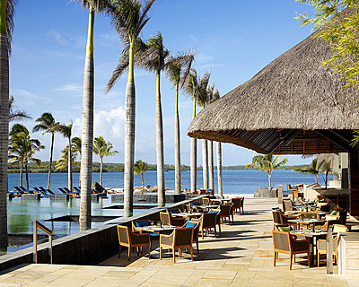 Resort Four Seasons Mauritius at Anahita > Bamboo Restaurant > Situé sur l&#39