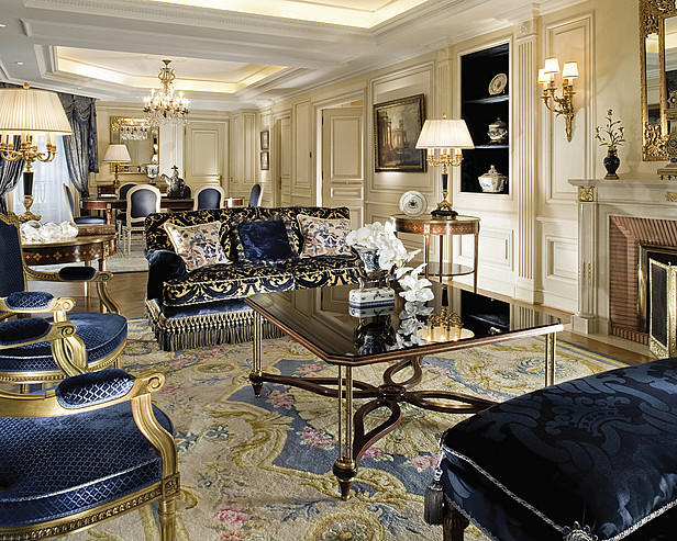 Hôtel Four Seasons George V Paris > Royal One-Bedroom Suite