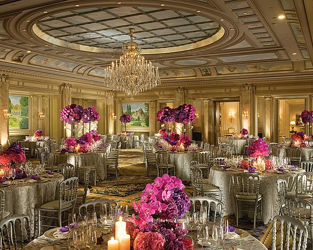 Hôtel Four Seasons George V Paris > Salon Vendome