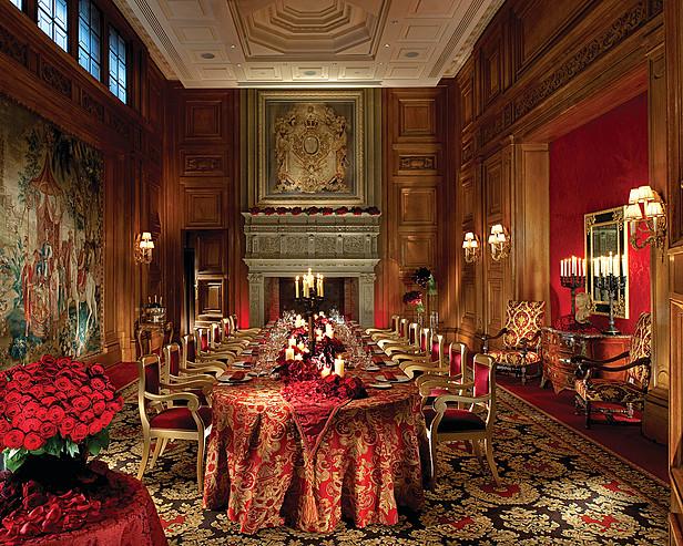 Hôtel Four Seasons George V Paris > Salon Louis XII