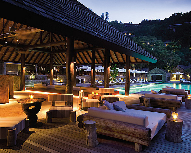 Four Seasons Resort Seychelles > Kannel Bar