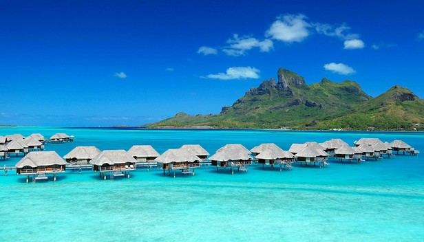 Four Seasons Resort Bora Bora - A Luxury Hotel in Bora Bora ...